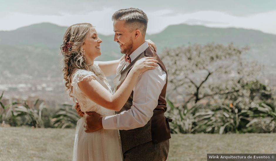 El matrimonio de Charlie y Manuela en Medellín, Antioquia