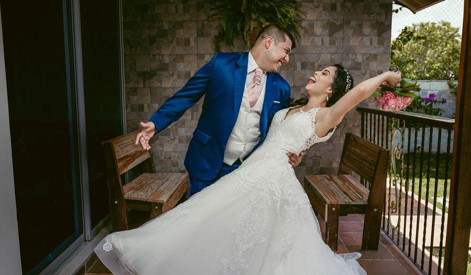 El matrimonio de Edwin y Jessica en Santa Marta, Magdalena