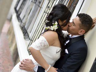 El matrimonio de Natalia y Fabián