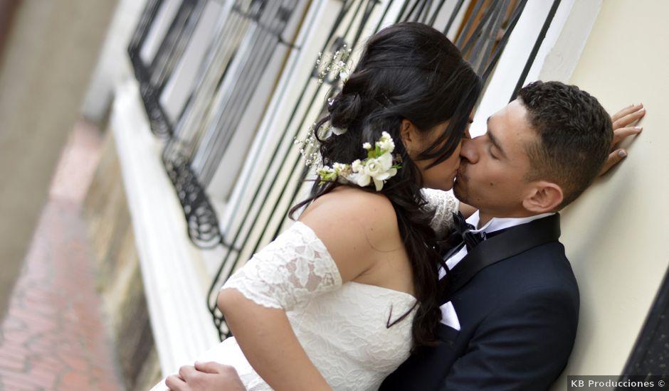 El matrimonio de Fabián y Natalia en Bogotá, Bogotá DC