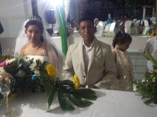 El matrimonio de Ana  y Kallill
