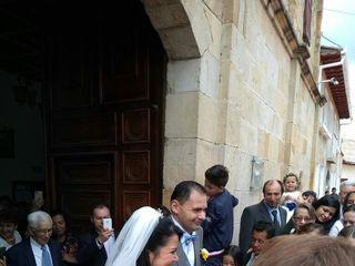 El matrimonio de Yecid y Solanyi 1