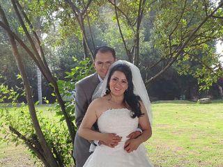 El matrimonio de Yecid y Solanyi 2