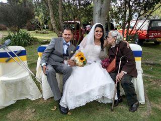 El matrimonio de Yecid y Solanyi
