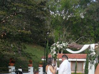 El matrimonio de Jesline   y Ángel María   1
