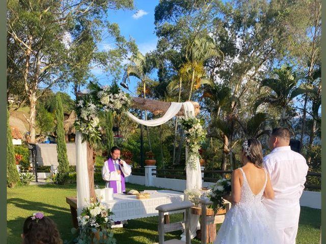 El matrimonio de Ángel María   y Jesline   en Copacabana, Antioquia 1