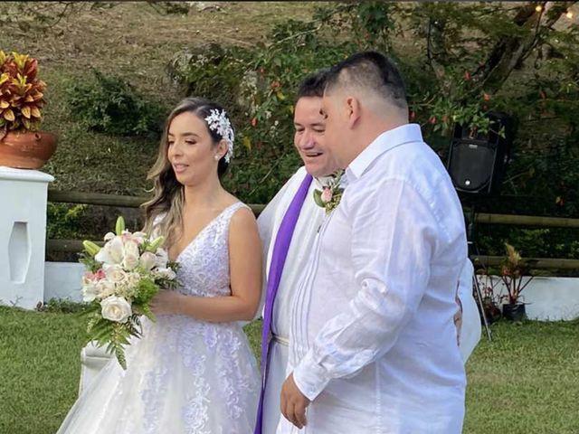 El matrimonio de Ángel María   y Jesline   en Copacabana, Antioquia 11