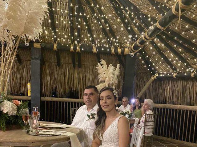 El matrimonio de Ángel María   y Jesline   en Copacabana, Antioquia 13
