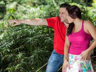 El matrimonio de Alejandra y Adrian 1