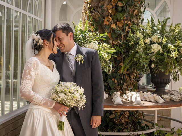 El matrimonio de Marcela y Sebastian en Bogotá, Bogotá DC 13