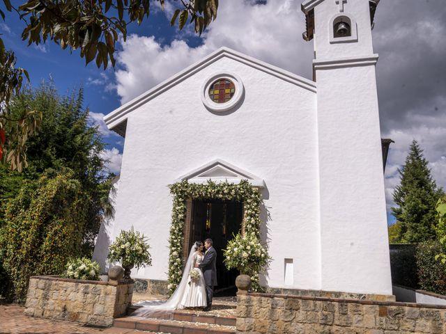 El matrimonio de Marcela y Sebastian en Bogotá, Bogotá DC 19