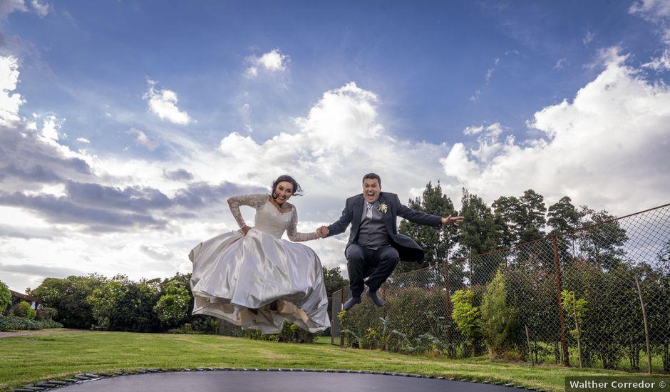 El matrimonio de Marcela y Sebastian en Bogotá, Bogotá DC