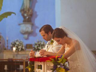 El matrimonio de Aura María y Juan Manuel 1