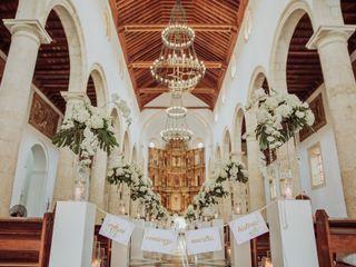 El matrimonio de Adriana y Javier 2