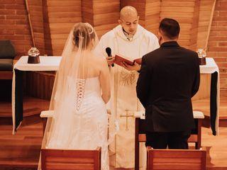 El matrimonio de Estrella y Juan Sebastian