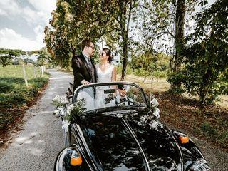 El matrimonio de Natalia  y Gustavo  2