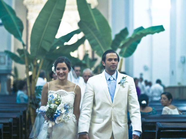 El matrimonio de Juan Manuel y Aura María en Cartagena, Bolívar 4