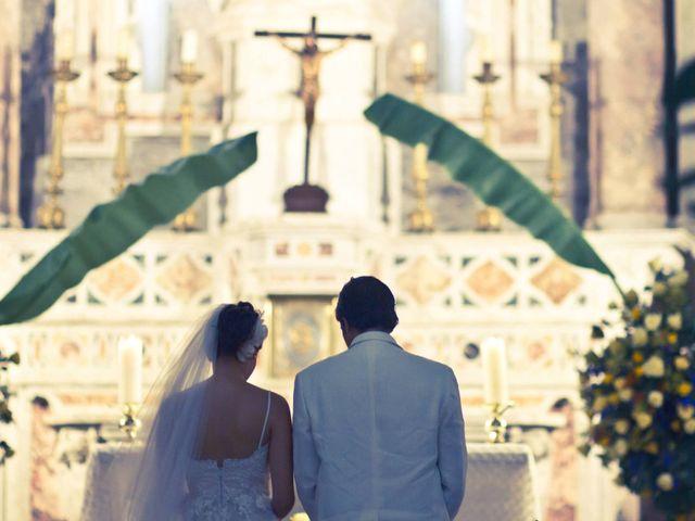 El matrimonio de Juan Manuel y Aura María en Cartagena, Bolívar 7