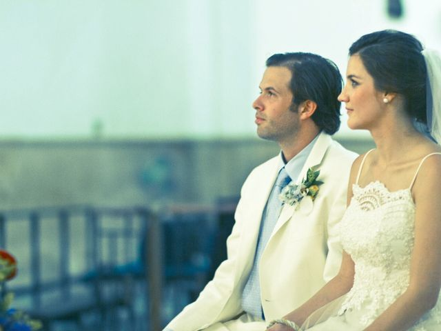 El matrimonio de Juan Manuel y Aura María en Cartagena, Bolívar 10