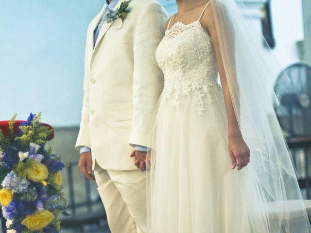 El matrimonio de Juan Manuel y Aura María en Cartagena, Bolívar 11