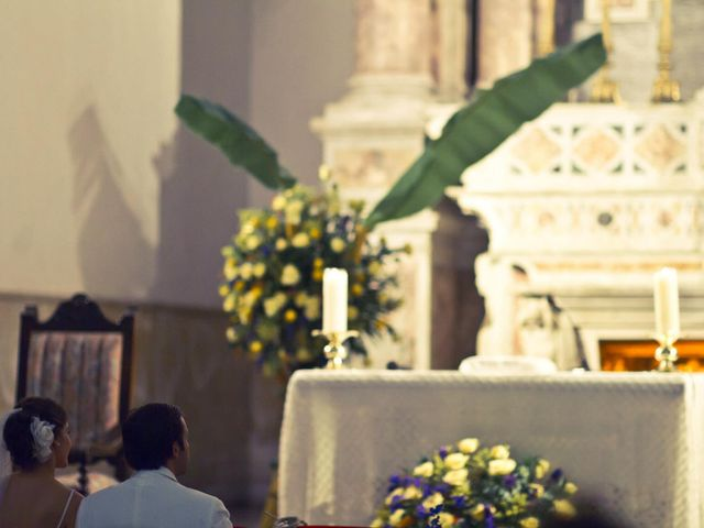 El matrimonio de Juan Manuel y Aura María en Cartagena, Bolívar 13