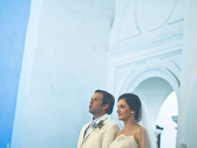 El matrimonio de Juan Manuel y Aura María en Cartagena, Bolívar 17