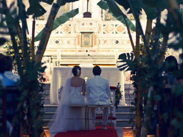 El matrimonio de Juan Manuel y Aura María en Cartagena, Bolívar 18