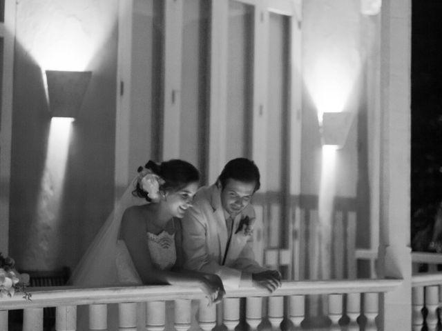 El matrimonio de Juan Manuel y Aura María en Cartagena, Bolívar 1