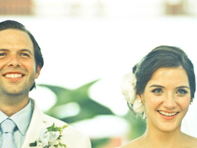El matrimonio de Juan Manuel y Aura María en Cartagena, Bolívar 2