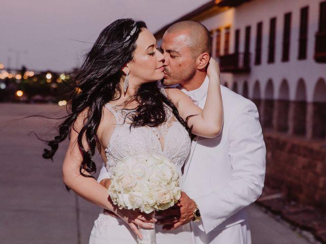 El matrimonio de Javier y Adriana en Cartagena, Bolívar 11