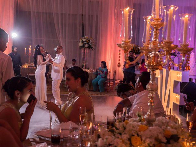 El matrimonio de Javier y Adriana en Cartagena, Bolívar 13