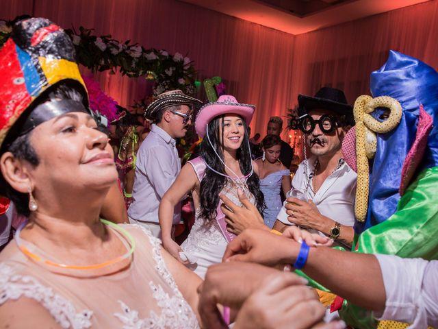 El matrimonio de Javier y Adriana en Cartagena, Bolívar 16