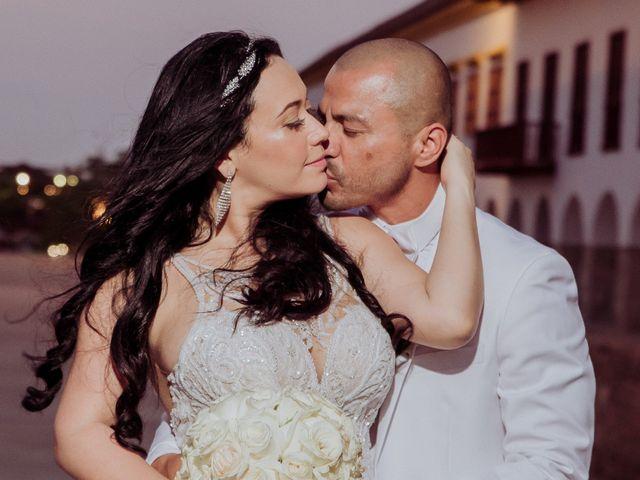 El matrimonio de Adriana y Javier