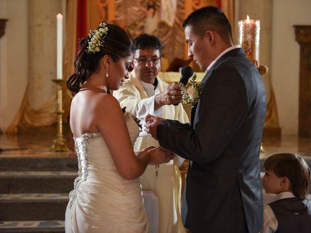 El matrimonio de Gleimar y Natalia en Copacabana, Antioquia 16