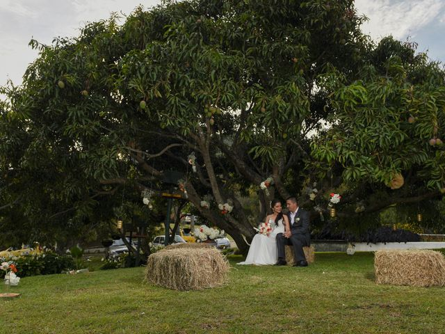 El matrimonio de Gleimar y Natalia en Copacabana, Antioquia 25