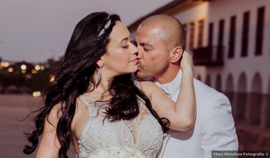 El matrimonio de Javier y Adriana en Cartagena, Bolívar