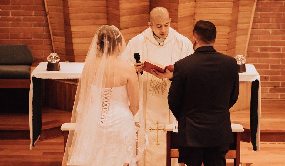 El matrimonio de Juan Sebastian y Estrella en Bogotá, Bogotá DC