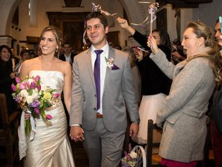 El matrimonio de Juanita y Alejandro