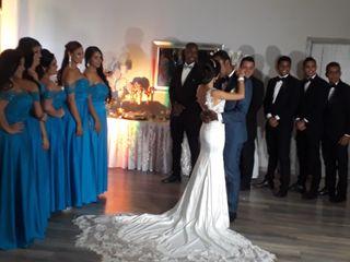 El matrimonio de Minela  y Alberto