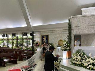 El matrimonio de Luis  y Jasmín  1