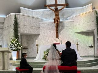 El matrimonio de Luis  y Jasmín  2