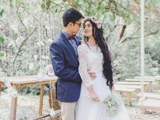 El matrimonio de Carolina y Lucas