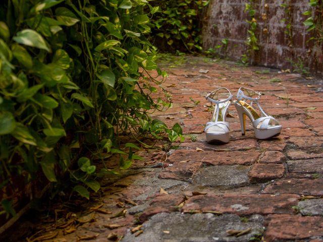 El matrimonio de Álvaro y Laura en Cartagena, Bolívar 2