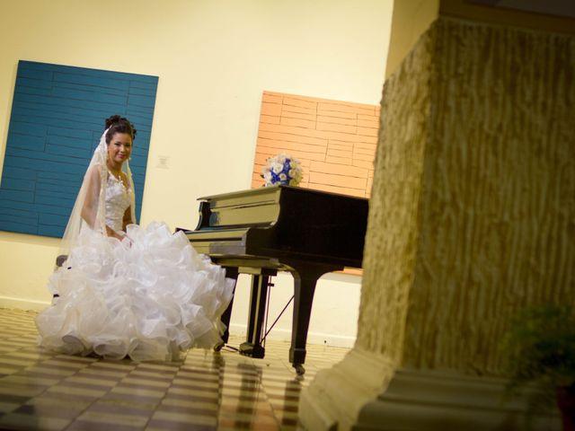 El matrimonio de Álvaro y Laura en Cartagena, Bolívar 9