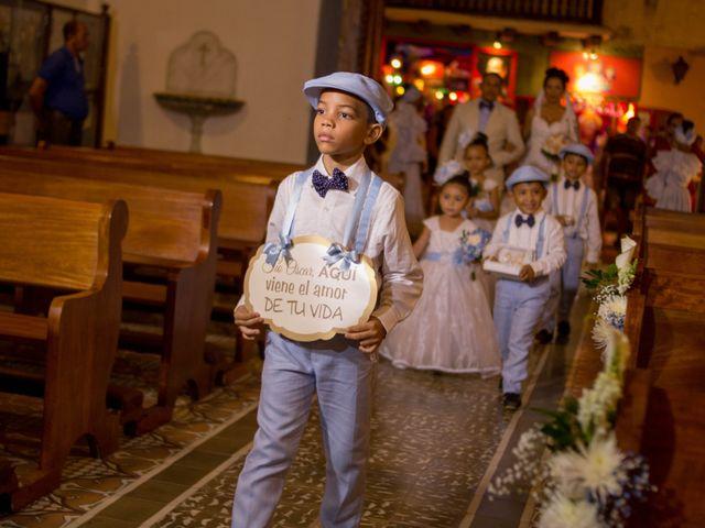 El matrimonio de Álvaro y Laura en Cartagena, Bolívar 10