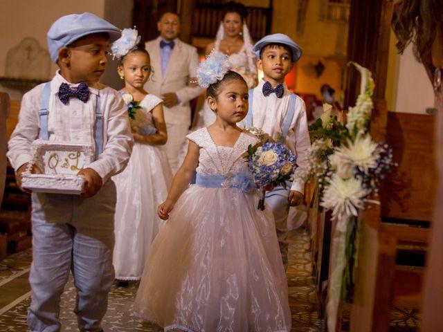 El matrimonio de Álvaro y Laura en Cartagena, Bolívar 11