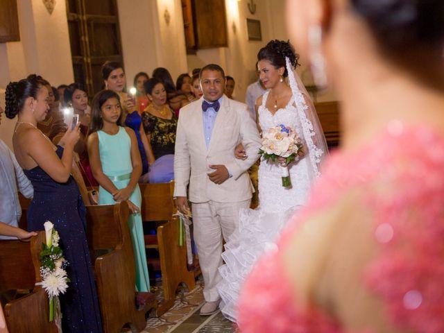 El matrimonio de Álvaro y Laura en Cartagena, Bolívar 13