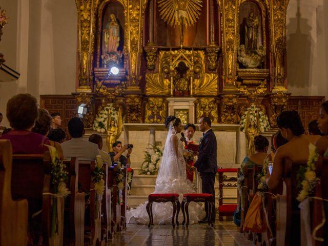 El matrimonio de Álvaro y Laura en Cartagena, Bolívar 15