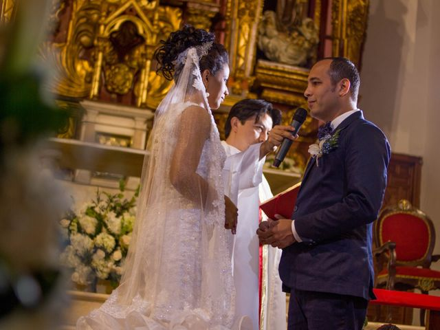 El matrimonio de Álvaro y Laura en Cartagena, Bolívar 16