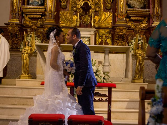 El matrimonio de Álvaro y Laura en Cartagena, Bolívar 17